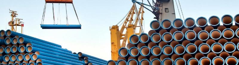 Saint-Gobain PAM Complete Ductile Iron Pipe Systems